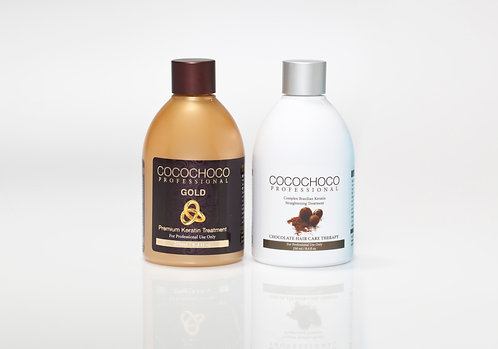 COCOCHOCO Original 250ml + COCOCHOCO Gold 250ml - Special discounted offer