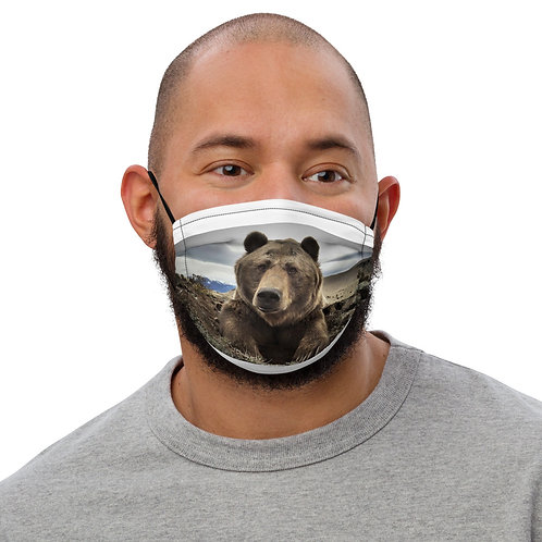 Brutus the bear Mask