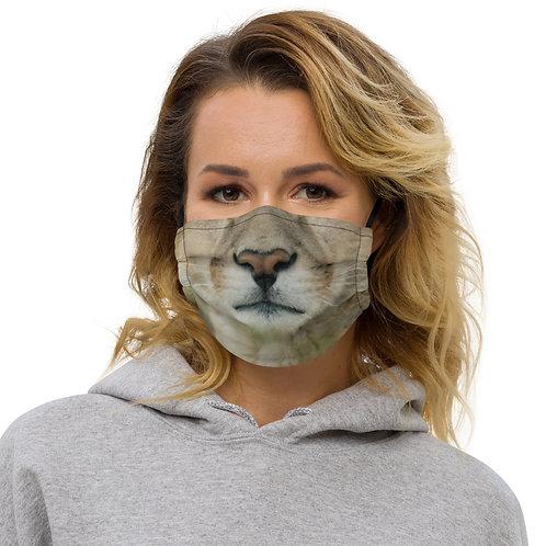 Mountain Lion Mask