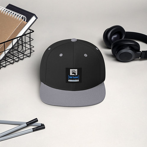 Side Tracked Snapback Hat
