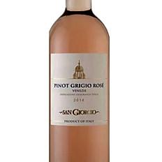Pinot Grigio Rose delle Venezie, San Giorgio 2017