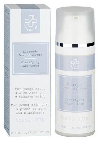 Young Skin reinigende gezichts crème (vegan)