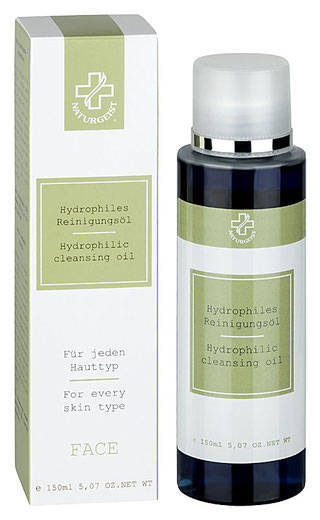 Hydrofiele reinigingsolie (vegan)