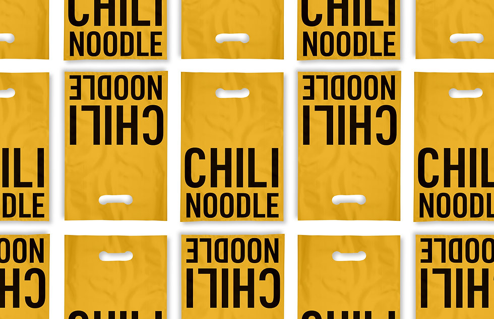 Chili Noodle No Spill Bags