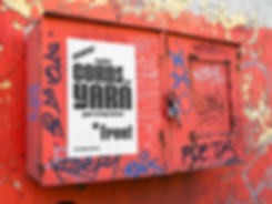 mockup-of-a-poster-placed-on-a-graffiti-