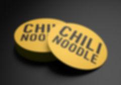Chili Noodle Coasters