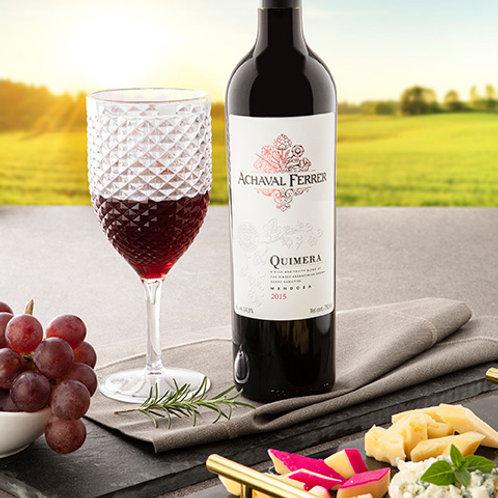 Conjunto c/ 2 Taças para Vinho em Acrílico