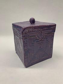Purple Box - Devon Haase