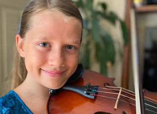 Musical Masterworks and Community Music School Announce Scholarship Recipient