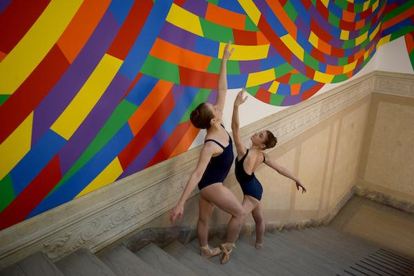New England Ballet Theatre, Photo courtesy of Wadsworth Atheneum Museum of Art