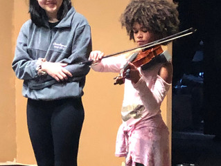 Oddfellows offers Musical Mentoring for kids starting October 5