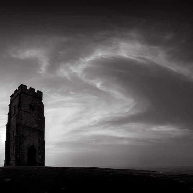 18. Glastonbury Torr, England by Thomas Wells