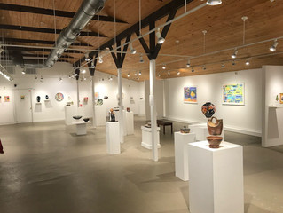 "GAC Announces Re-Opening of Gallery with Faculty Art Exhibit ""Keeping On"""