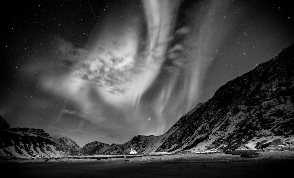 Heaven's Light Show - Roslyn Meyer
