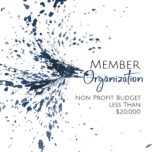 Member Organization - Non-Profit