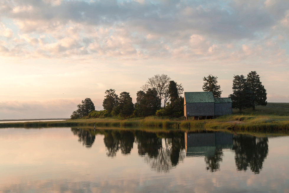 Salt Pond - Tom Ouellette