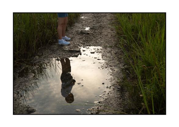 Reflection - Cathy Ramin