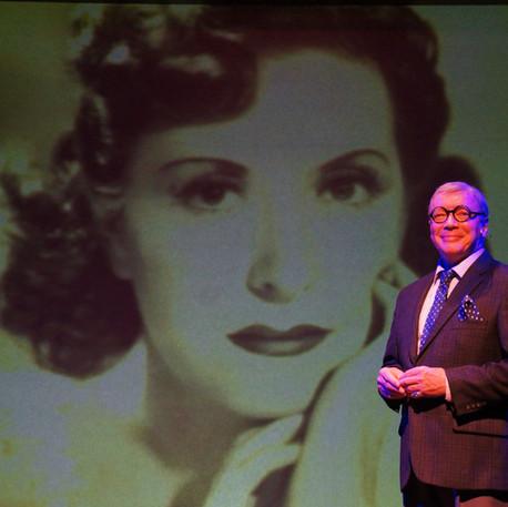 """Say Goodnight Gracie"" At The Ivoryton Playhouse"