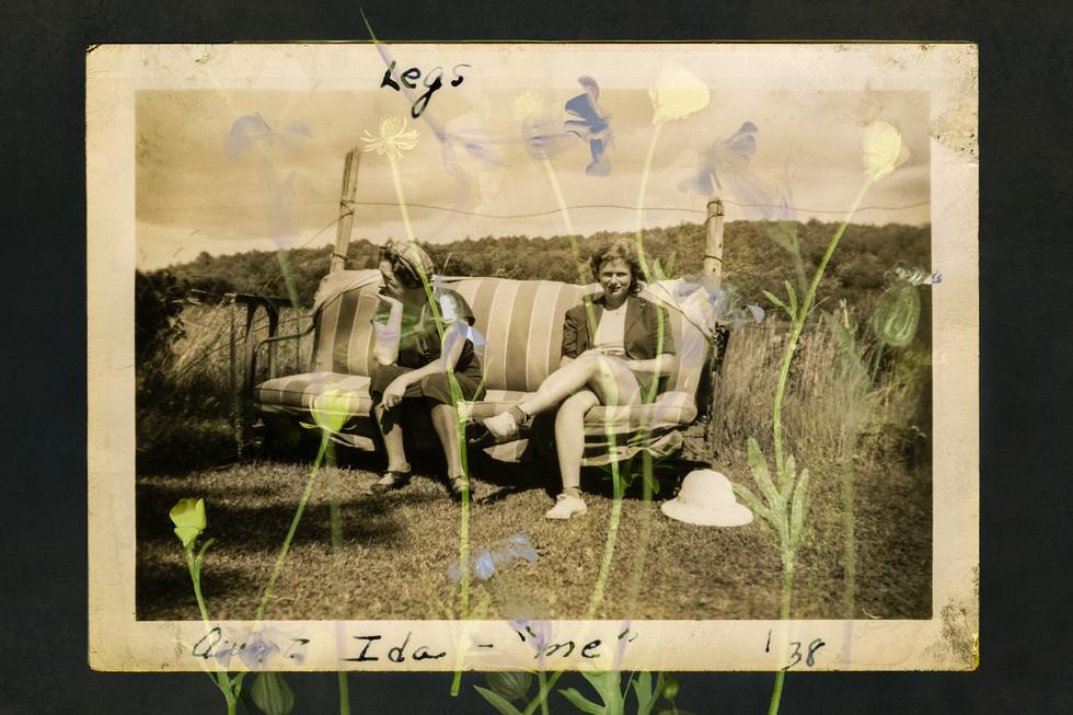 Legs - Marcy Juran