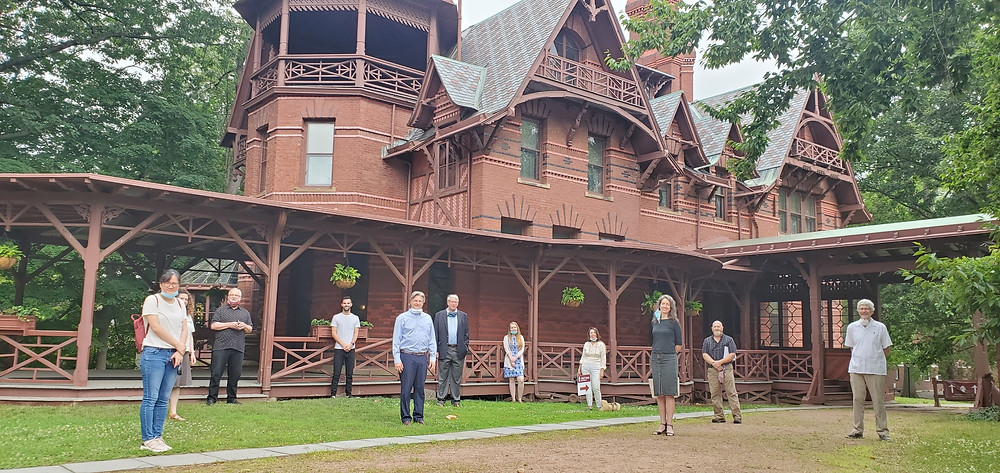 Mark Twain House, Hartford, CT