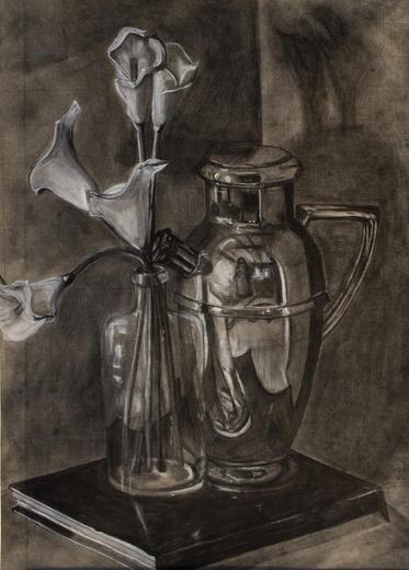 Dutch Still Life - Anna Gardiner