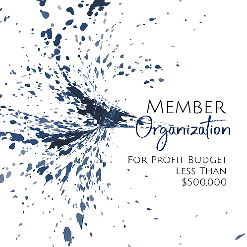 Member Organization - For Profit