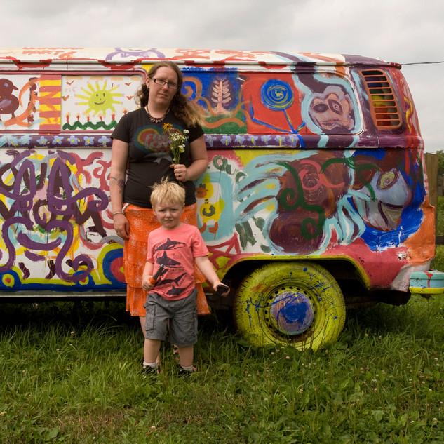 15. Magic Bus by Kathryn Frederick