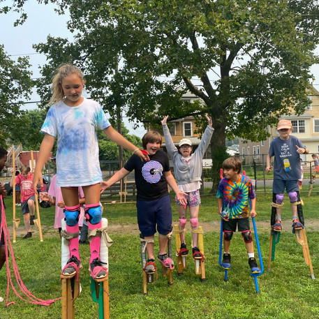 Children's Circus of Middletown performs August 6