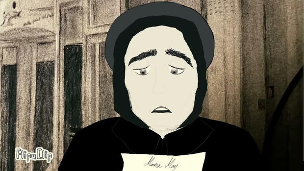 3rd Place Video - Love Letter, Valerie Thompson