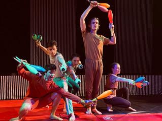 "Circophony presents ""Planet of Circus!"""