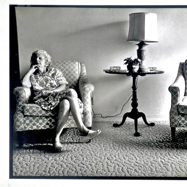 12. Aunt Ida by Richard Frank