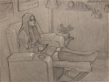 Girl's Night In - Joyce Huang