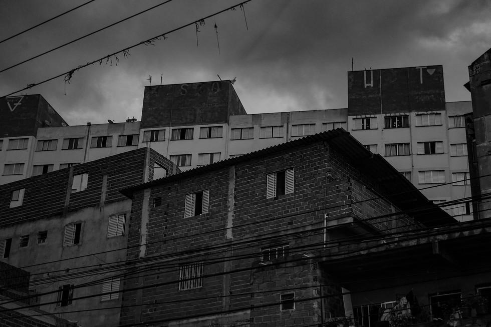 Favelas - Evan Hamilton