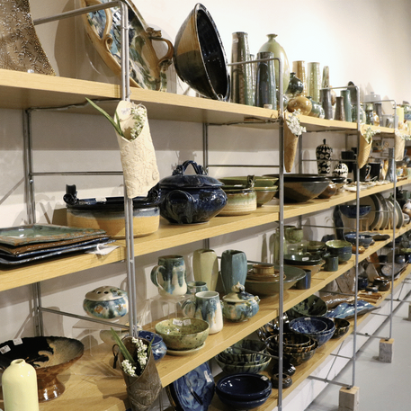 Shop Over 150 Artists at Guilford Art Center's Holiday Shop