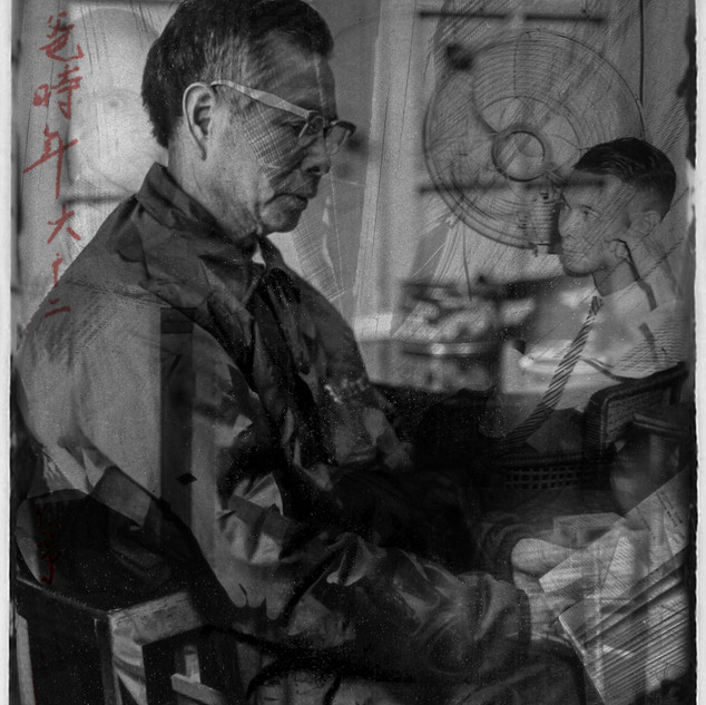 20. 1973 Father is 63 by Cheefai Chow
