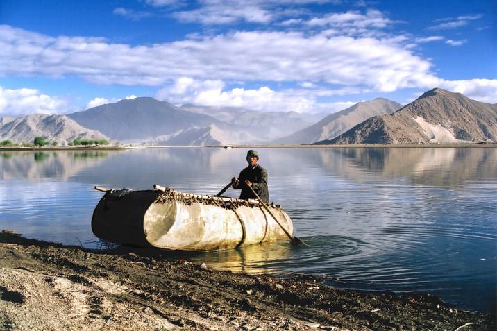 Tibetan Man - Julie O'Connor