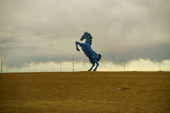 Behold the Pale Horse - Evan Hamilton