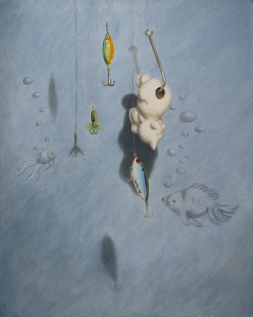 Catfishing - Connie Pan