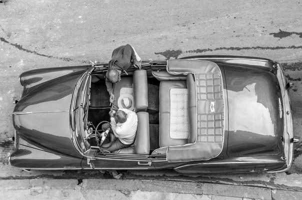 Pago en Habana - David Bikerman