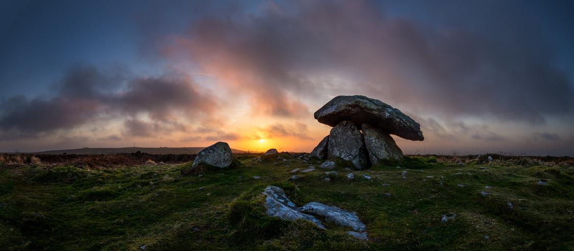 Chun Quoit, Cornwall, England - Thomas Wells