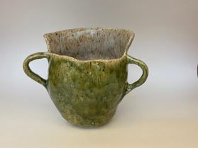Pinch Pot Green - Madelyn Costello