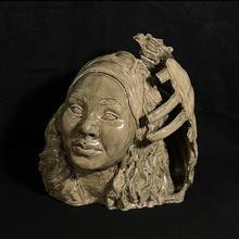1st Place Sculpture/Ceramics - Persephone, Marina Melluzzo