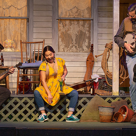The Porch on Windy Hill- A bluegrass musical with a lot of soul At The Ivoryton Playhouse