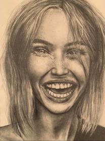 Girl Smiling - Nicole Stevens
