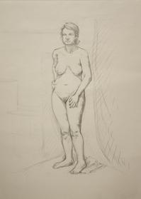 Life Drawing - Olivia Bartlett