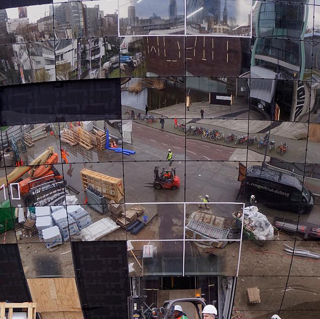 44. Construction Site by George Schaub