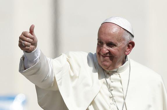 Pope on Linkedin