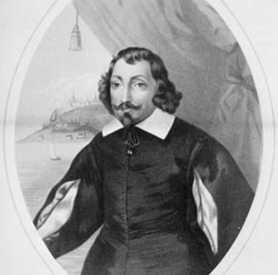 Samuel de Champlain in Huronia