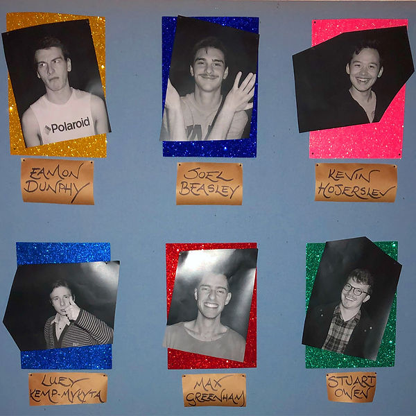 joel beasley, max greenham, jake stewart, gay theatre, melbourne, midsumma, kissing booth