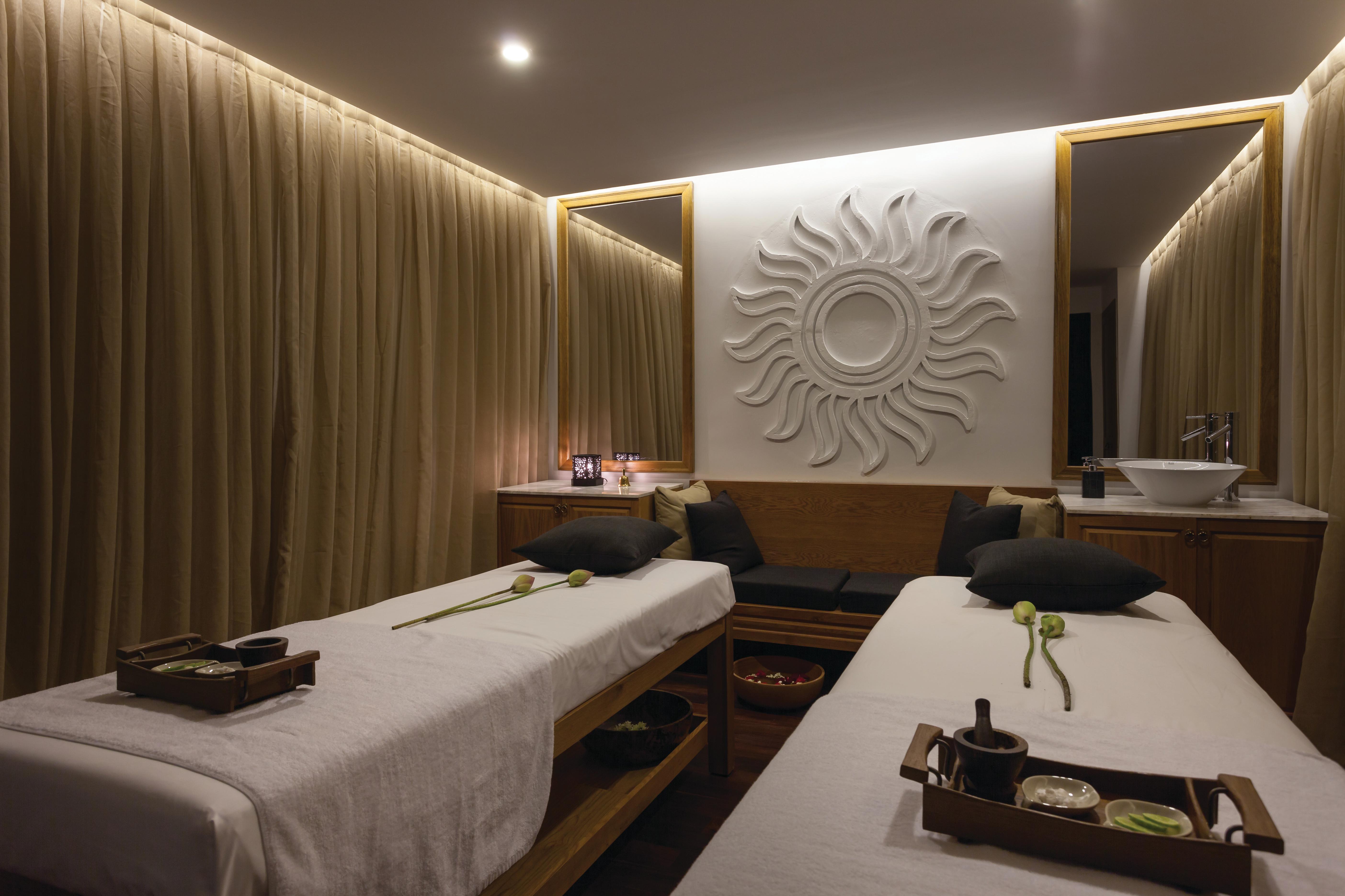 Massage Room Sarai Resort & Spa